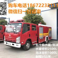 西藏8吨水罐消防车厂家直销图片
