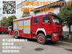 新疆水罐消防车生产厂家厂家直销