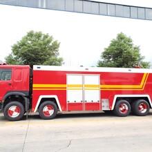 邵阳20吨小型消防车样式优雅图片