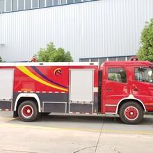 奎通专汽大型消防车,常德16吨小型消防车服务至上图片