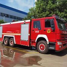 怀化16吨小型消防车批发代理图片