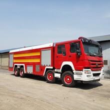 奎通专汽大型消防车,常德26吨小型消防车服务周到图片