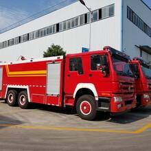 永州16吨小型消防车样式优雅图片