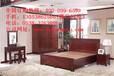 木言木語現代新中式實木家具中式實木雙人床百年工匠打造