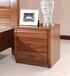 出售新款中式實木床頭柜木言木語古典收納柜