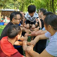 广州海珠区植树节三八妇女节员工出游团建拓展自己做饭的农家乐图片