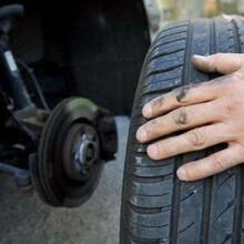 佛山市专业的车辆换胎安全可靠图片