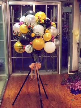 河南开学典礼气球布置活动策划