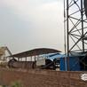 240吨铝矾土回转窑生产线设备厂家-河南华冠