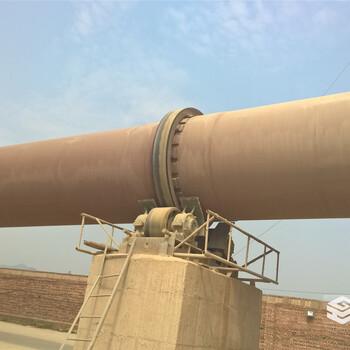 供应专业铝矾土回转窑设备-华冠