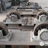 订做加工回转窑托轮,托轮组生产制造厂家-河南华冠