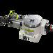 氣動分度轉盤防水精密自動旋轉臺轉盤加工治具盤分割器