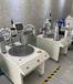 轉盤鉚壓機架裝配多工位凸輪分割器電動分度盤