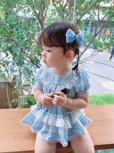 南寧幼兒園女孩連衣裙圖片