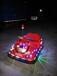 娱乐设施儿童碰碰车,卡丁车灯广场电动玩具