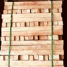 供應橡膠木規格料實木板材烘干板材海南橡膠木方條家具板材圖片