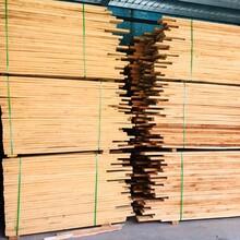 廠家現貨批發橡膠木實木規格料定做海南橡膠木自然板木方條圖片