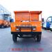 山東金天重工制造銅礦出渣車大噸位鐵礦翻斗車KQ-115型動力強勁效率快