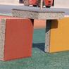 厂家直供透水砖人行道防滑砖红黄灰现货品质保证