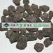 莆田曝气池水过滤用火山岩滤料天然黑色火山岩销售价格