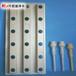 荊州廠家定制ABS濾板濾池專用濾頭濾板可調式長柄濾頭