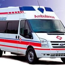 重庆巫溪私营救护车护送电话咨询图片