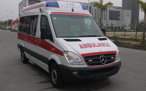 兰州带呼吸机救护车出租#救护车多少钱一公里