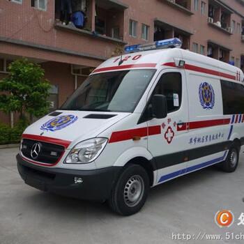 甘孜长途救护车出租咨询