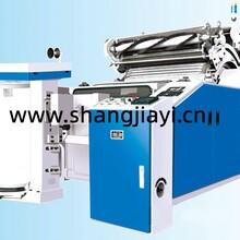 青岛尚佳义纺织机械自动化化妆棉生产线出网梳棉机上门安装图片