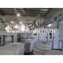 青島尚佳義紡織機械S50高產梳棉機配氣壓棉箱圖片
