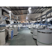 青岛尚佳义纺织机械SJY179气压棉箱简易清梳联改造项目图片