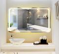 东莞LED浴室镜定做厂家图片