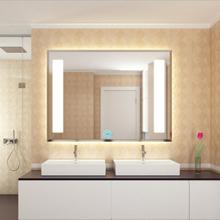 上海LED浴室镜定制厂家图片