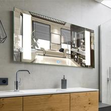 北京LED浴室镜加工定制厂家图片