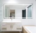 潮州卫生间LED浴室镜厂家直销图片
