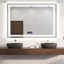 襄陽衛生間LED智能衛浴鏡生產廠家圖片