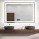 韶關衛生間LED智能衛浴鏡生產廠家圖