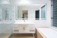 中山衛生間LED智能衛浴鏡定制廠家