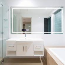 懷化衛生間LED智能衛浴鏡價格圖片
