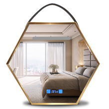 武汉酒店LED智能卫浴镜定制厂家图片