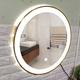 LED智能衛浴鏡圖