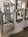 廠家直銷定制不銹鋼包邊鏡子衛生間掛壁式浴室鏡