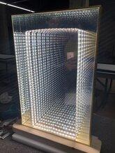 南京3D深渊挂墙玻璃厂家直销图片