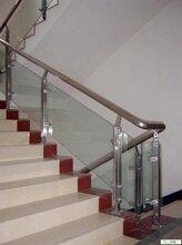 房山樓梯扶手安裝圖片