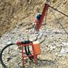 熱賣久鉆潛孔沖擊鉆機FD-70小型礦用坑道巖石鉆孔機