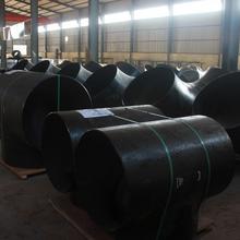 廠家供應異徑三通碳鋼國標三通大口徑冷拔三通焊接三通定制加工生產圖片
