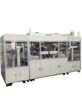 CCD視覺對位真空貼合機TP貼LCM自動化設備圖片