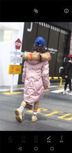 广州卡伊服饰有品牌羽绒服折扣库存批发图片
