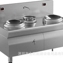 雙頭單尾電磁爐深圳廠家專業定制圖片