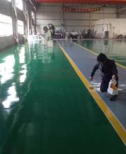 大朗地坪漆施工工程